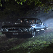 Impala time supernatural s10e8