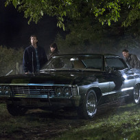 At the clearing supernatural s10e8