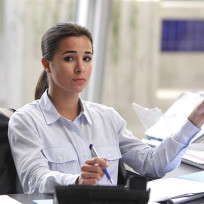 Agent Michelle Vega - The Mentalist Season 7 Episode 1