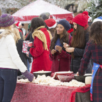 "The Vampire Diaries Photos from ""Christmas Through Your Eyes"""