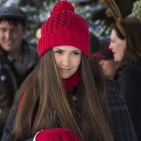 Elena on Christmas - The Vampire Diaries Season 6 Episode 10