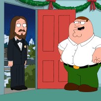 Jesus birthday family guy