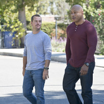 Looking to the past ncis los angeles