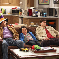Complications two and a half men