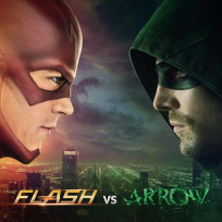 Flash vs. Arrow  - The Flash