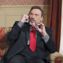 Stefano Won't Go Away - Days of Our Lives