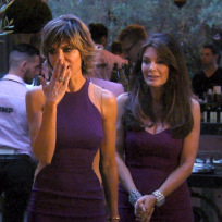 Party at pump the real housewives of beverly hills s5e3