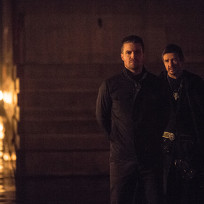 First Steps - Arrow Season 3 Episode 9