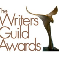 2015 writers guild awards logo