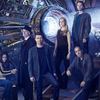 12 Monkeys Cast and Pilot Photos