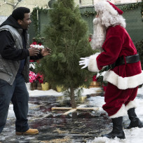 A santa attack brooklyn nine nine