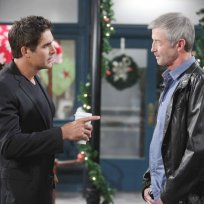 Rafe Confronts Clyde - Days of Our Lives