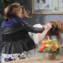 Catfight days of our lives