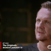 Mikael on the originals