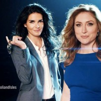 Rizzoli and isles peeps