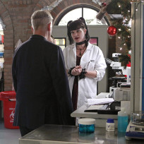 The christmas mood ncis s12e10