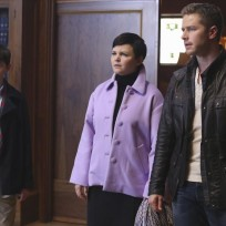 Looking Confused - Once Upon a Time Season 4 Episode 12