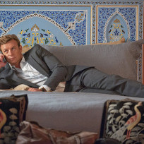 Looking comfortable the mentalist s7e3