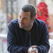 Happy Callen - NCIS: Los Angeles Season 6 Episode 11