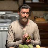 Tim omundson as cain supernatural