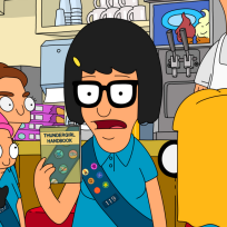 Tina the spy bobs burgers