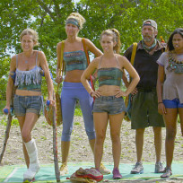 The final five survivor