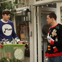 Explaining santa two and a half men