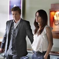 Jane gets sidelined the mentalist