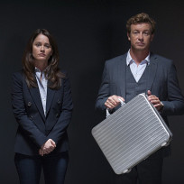 A closed case the mentalist