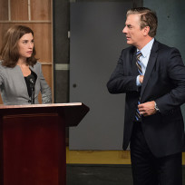 Debate practice the good wife