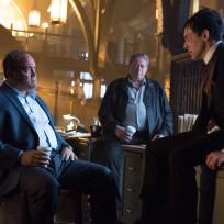Curious Sal Maroni - Gotham Season 1 Episode 11
