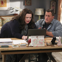 Nothing but rewrites mike and molly