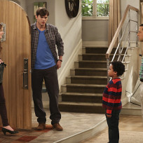 Keeping louis two and a half men