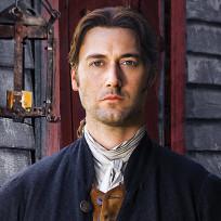 Ryan eggold as dr joseph warren sons of liberty