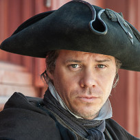 Michael raymond james as paul revere sons of liberty
