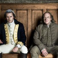 Washington and franklin sons of liberty
