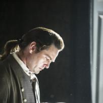 John adams signs the declaration sons of liberty