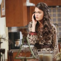 Paige want an explanation days of our lives