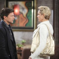 Another surly scene days of our lives