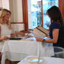 The lunch date the real housewives of beverly hills