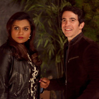 Meeting the professor the mindy project