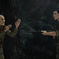 Archer season 6 scene