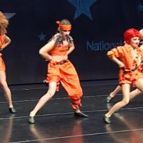 Dancing it up dance moms