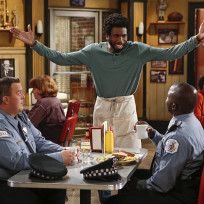 Samuels decision mike and molly