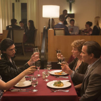 Hannahs goodbye dinner girls s4e1