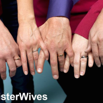 Hands in sister wives
