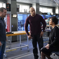 A dangerous mission ncis los angeles