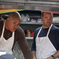 The food truck ncis los angeles