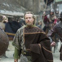 King ecbert rides along vikings s3e1