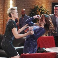 An all out brawl days of our lives